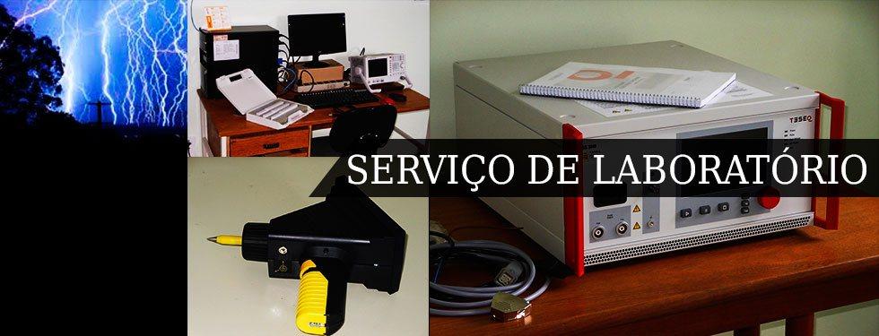 Serviços de Laboratório